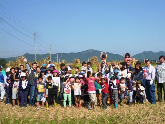 稲刈り祭り2014