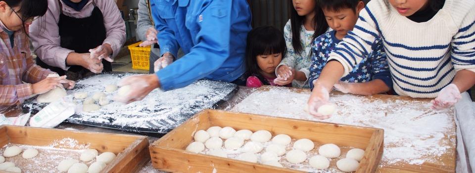 くまわり餅つき祭り2015